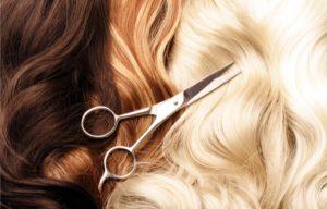 coloration cheveux teinture changer d'hair coifeur salon coiffure loire sur rhone chasse givors