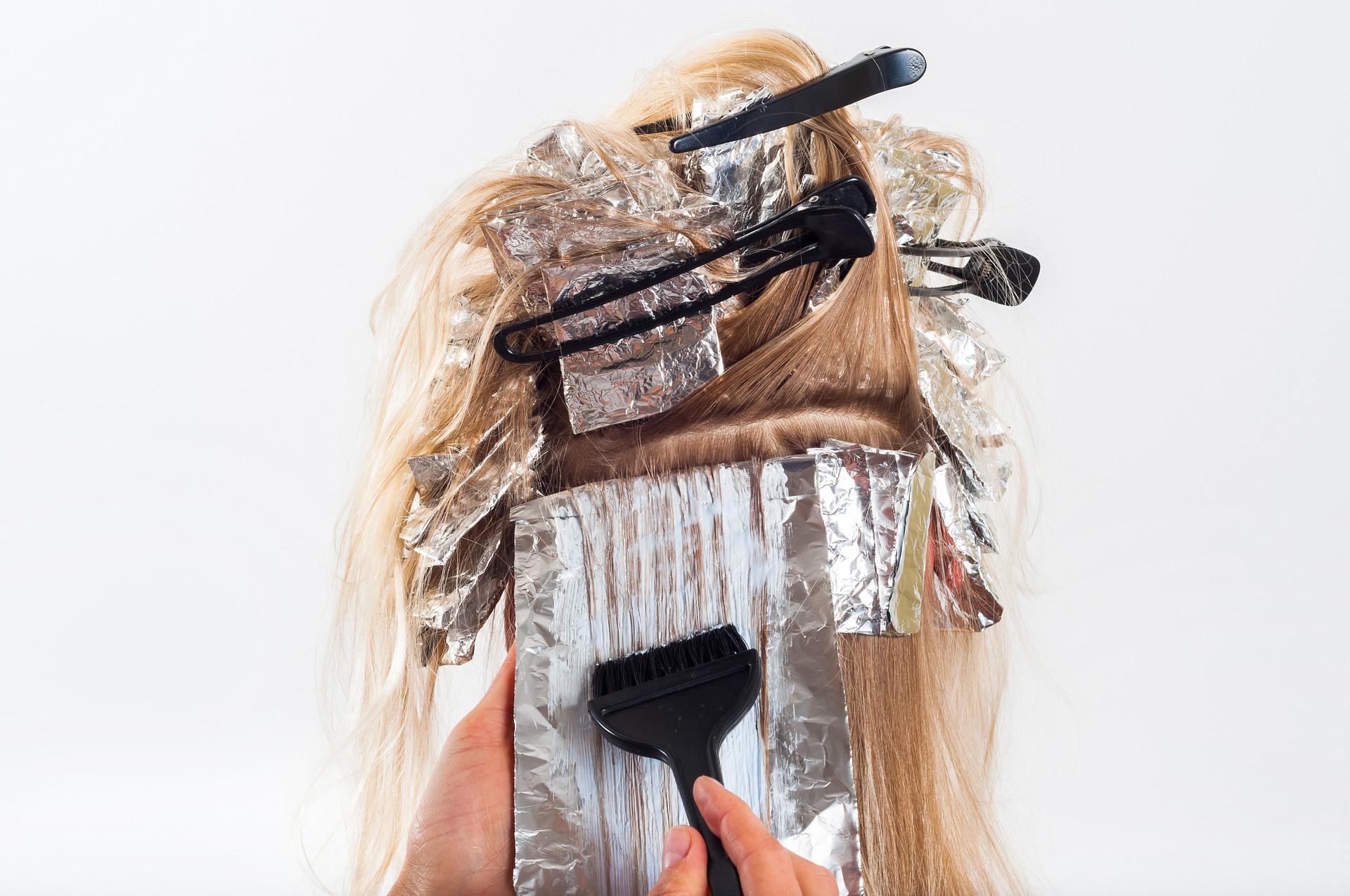Coiffeur loire sur rhone coloration salon de coiffure